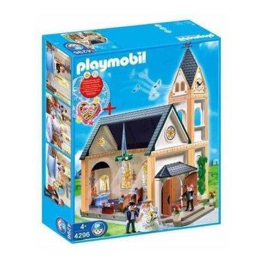 PLAYMOBIL 4296 - WEDDING CHURCH - HOLLANDMEGASTORE