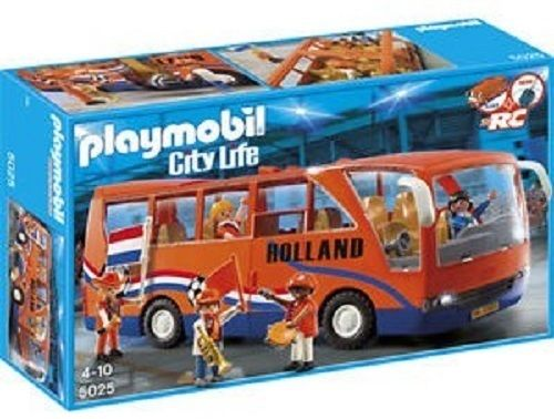 Playmobil City Life 5025 Football Team Bus Holland