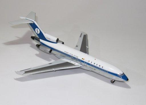SABENA BOEING 727 1/200 SCALE DESK MODEL NEW ...
