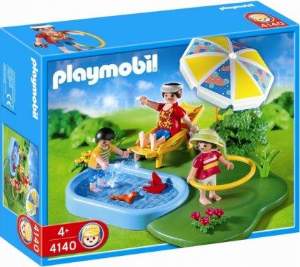 Playmobil 4140 Swimming Pool Zwembad New