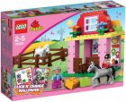 LEGO DUPLO 10500 - HORSE STABLE