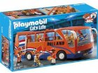 Playmobil City Life 5025 - Football Team Bus Holland