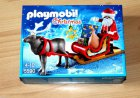 PLAYMOBIL CHRISTMAS 5590 - SANTA CLAUS AND RENDEER