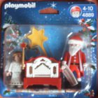PLAYMOBIL CHRISTMAS 4889 - SANTA CLAUS AND ANGEL