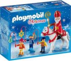 PLAYMOBIL CHRISTMAS 5593 - SINTERKLAAS AND LANTERN
