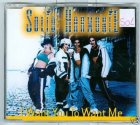 SOLID HARMONIE - I WANT YOU TO WANT ME CD SINGLE