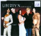 LIBERTY X - JUST A LITTLE CD SINGLE REMIXES