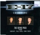 E-17 - EACH TIME CD SINGLE REMIX PACK