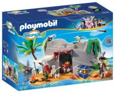 Playmobil Super 4 4797 - Pirate Cave