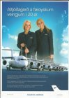 Atlantic Airways Faroer inflight magazine 2008