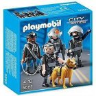 Playmobil City Action 5565 - Police arrest team