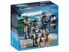 Playmobil City Action 5186 - Special police team