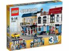 Lego Creator 31026 - Motorzaak en Cafe