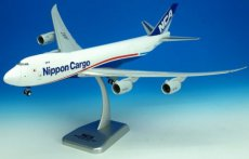 NCA Nippon Cargo Airlines Boeing 747-8F 1/200