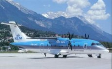 Air Alps Aviation / KLM Alps Dornier 328 OE-LKC