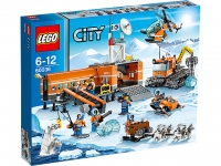 Lego City 60036 - Arctic Basiskamp