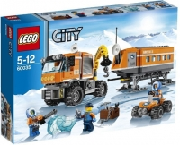 Lego City 60035 - Arctic Voorpost