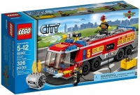 Lego City 60061 - Airport Fire Truck