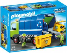 Playmobil City Action 6110 - Recycling Truck