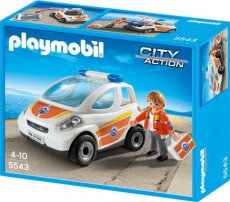 Playmobil City Action 5543 - Emergency Vehicle