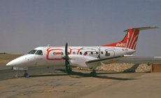 Air 26 Embraer 120 D2-EYP @ Johannesburg