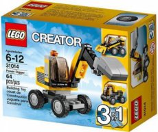 Lego Creator 31014 - Power Digger