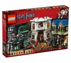 Lego Harry Potter 10217 - Diagon Alley