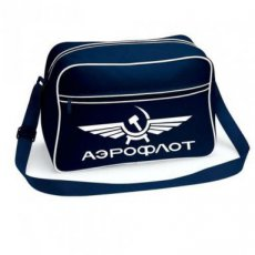 Aeroflot Shoulder Bag / Schoudertas