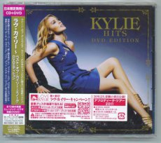 Kylie Minogue - Hits DVD Edition Japan CD DVD