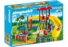 Playmobil City Life 5568 - Child Playground / Speeltuin