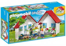 Playmobil City Life 5633 - Animal Centre