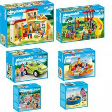 Playmobil City Life 5567 5568 5569 5570 5571 5572 - Set