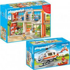 Playmobil City Life 6657 6686 - Set