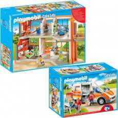 Playmobil City Life 6657 6685