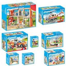 Playmobil City Life 6657 6659 6660 6661 6662 6663 6685 6686