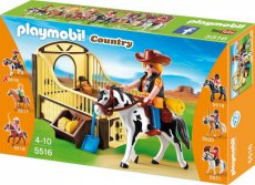 Playmobil Country 5516 - Tinker paard / horse