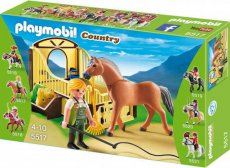 Playmobil Country 5517 - Fjord paard / horse