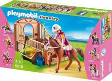 Playmobil Country 5518 - Shagya Arabier paard / horse