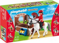 Playmobil Country 5521 - Andalusiër paard / horse