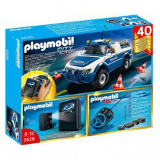 Playmobil City Action 5528 - Police Car with Camera