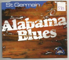 St Germain - Alabama Blues CD Single