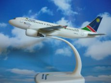 Air Namibia Airbus A319 1/200 scale desk model
