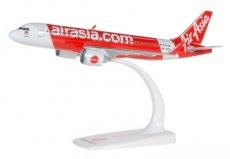 Air Asia Airbus A320neo 9M-AGB 1/200 scale desk model Herpa