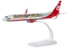 Air Berlin Boeing 737-800 Flying Home For Christmas 1/200 scale model