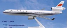 Air China MD-11 1/200 scale desk model Long Prosper
