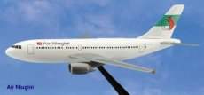 Air Niugini Airbus A310 1/200 scale desk model Long Prosper