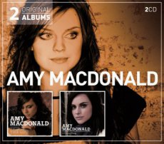 Amy MacDonald - This Is The Life & A Curious Thing - 2 CD in 1 - New - FREE SHIPPING