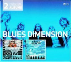 Blues Dimension - Blues Dimension & B.D.I. - 2 CD in 1 - New - FREE SHIPPING