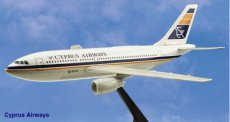 Cyprus Airways Airbus A310-200 1/200 scale desk model