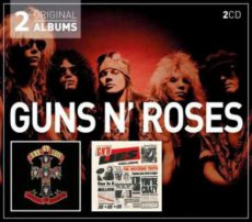 Guns N´ Roses - Appetite For Destruction & G N´ R Lies - 2 CD in 1 - New - FREE SHIPPING
